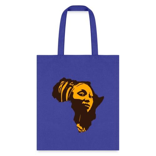 Original Kulture Mama Afrika Print - Tote Bag