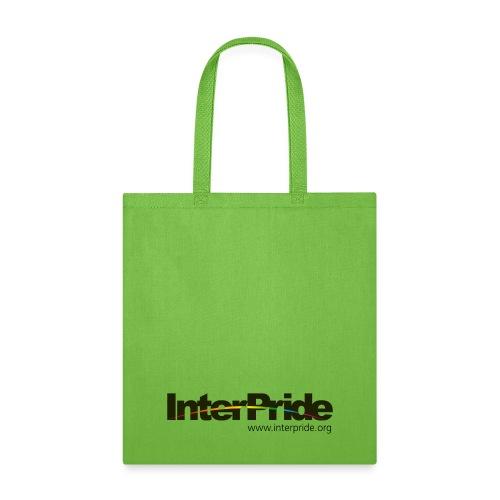 interpride web address tranparent - Tote Bag