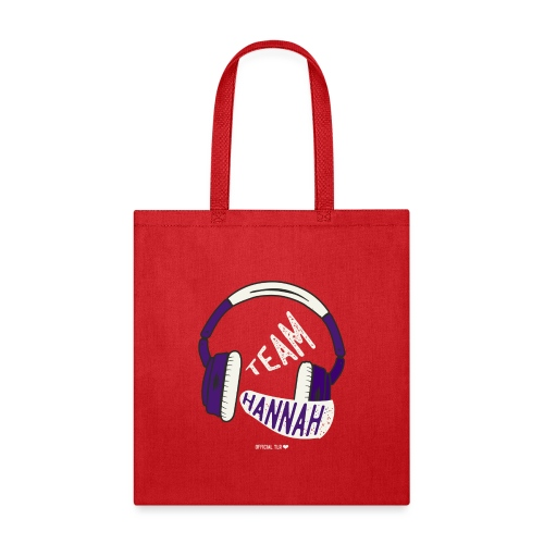 Team Hannah - Tote Bag