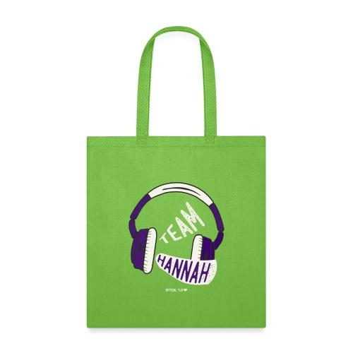 Team Hannah - Tote Bag
