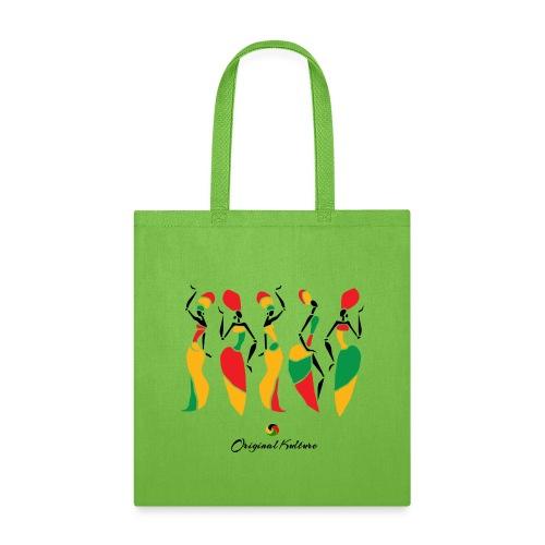 Original Kulture African Sisters Print - Tote Bag
