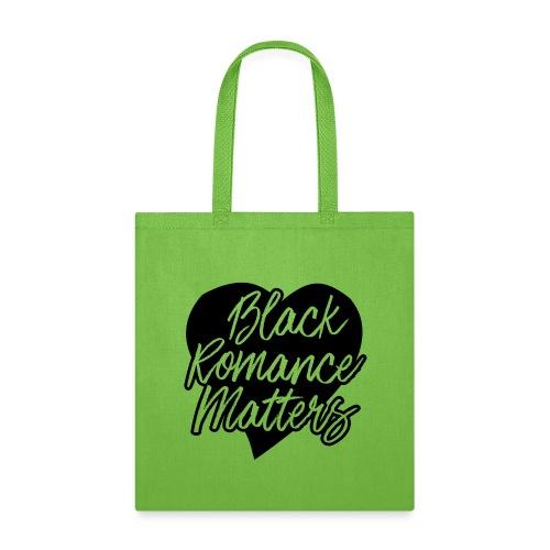 Black Romance Matters Tee - Tote Bag