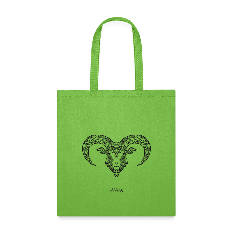 Aries zodiac - horoscope - Tote Bag