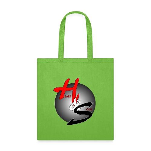 Heart & Soul Concerts official Brand Logo - Tote Bag