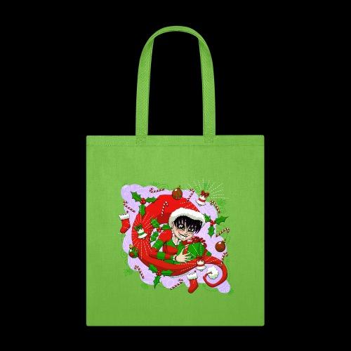 Christmas 2020 VioleNt Streak - Tote Bag