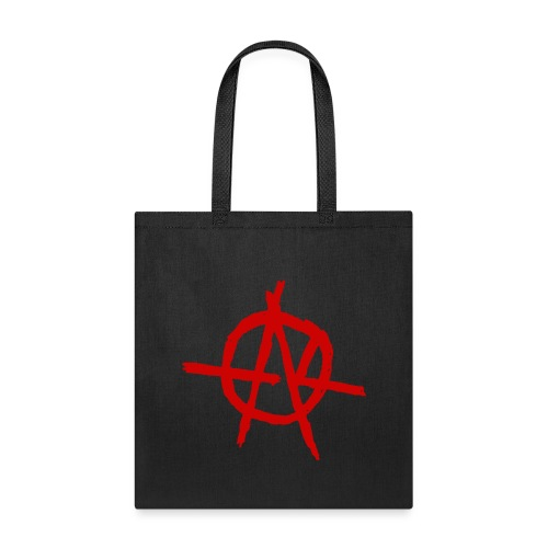 Anarchy (Red) - Tote Bag