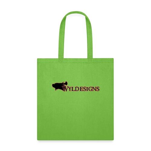 Wyldesigns Logo - Tote Bag