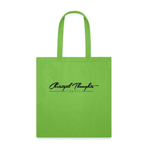 Christyal Thoughts C3N3T3 - Tote Bag