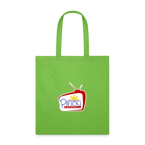 Pinoy Channel Logo - Tote Bag