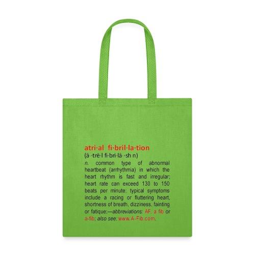 a fib definition - Tote Bag