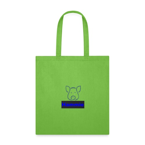 Hammie Logo with Brand Name - Tote Bag