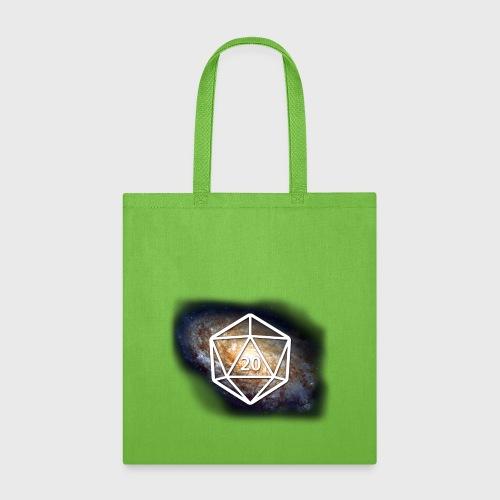 Geek Galaxy d20 - Tote Bag