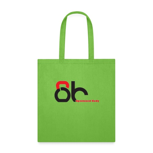 Logo Optimized Body - Tote Bag