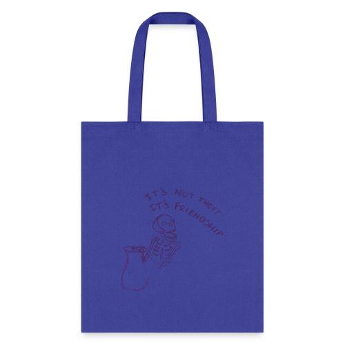tax n friends - Tote Bag