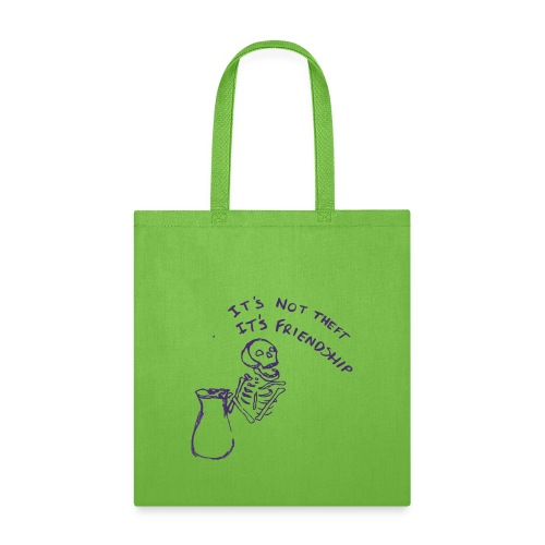tax n friends - Tote Bag