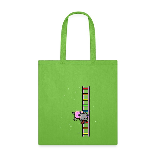 Flappy Goat In Space Bag - Tote Bag