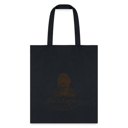 Ida's Legacy One Color Art - Tote Bag