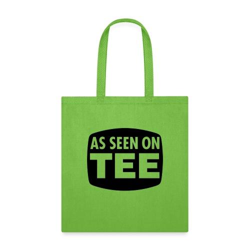 As Seen On Tee - Tote Bag