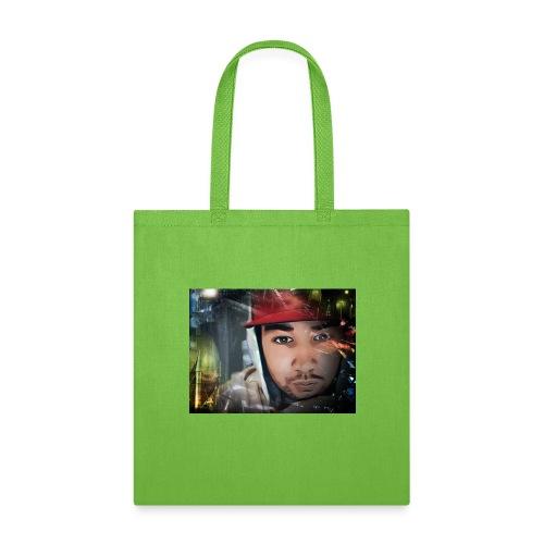 New face design - Tote Bag