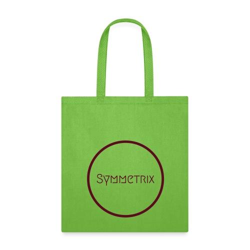 symmetrix band tshirt - Tote Bag