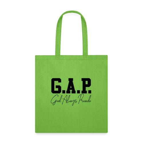 God Always Provides - Tote Bag