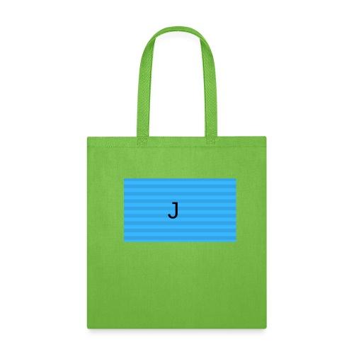 The J - Tote Bag