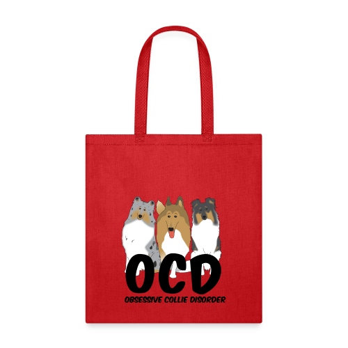 OCD - Tote Bag