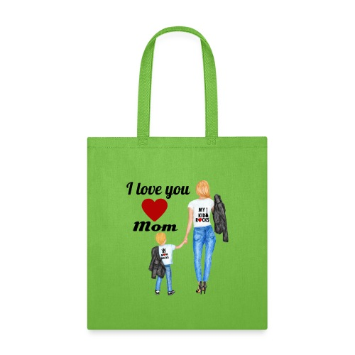 Mother's day gift from daughter, Mother's Day Gift - Tote Bag