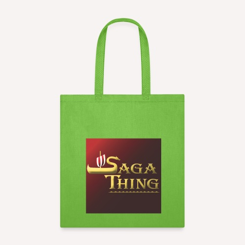 Saga Thing Logo Large jpg - Tote Bag