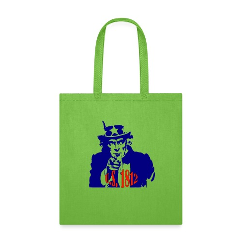 uncle-sam-1812 - Tote Bag