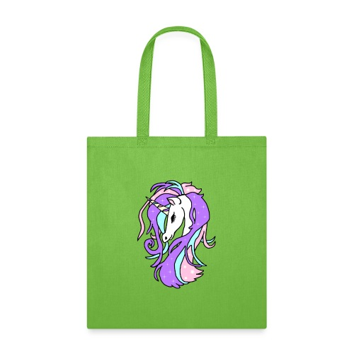png sparkiling unicorn spreadshirt - Tote Bag