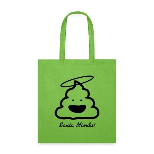 Santa Mierda logo - Tote Bag