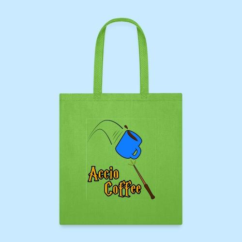 Accio Coffee! (Double Sided) - Tote Bag