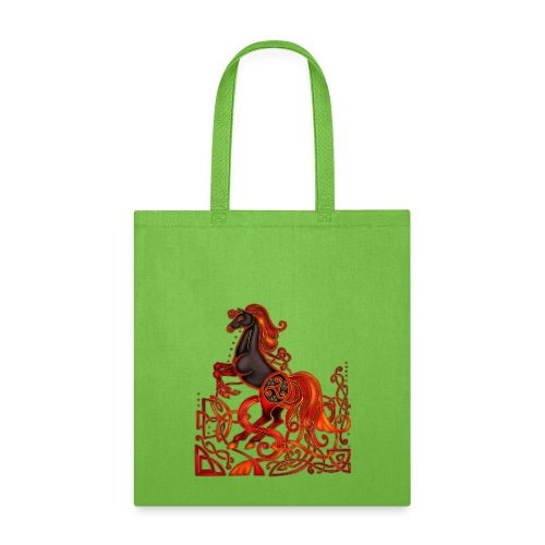 Celtic Horse Night Mare - Tote Bag