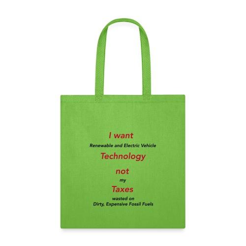 TNT - Tote Bag