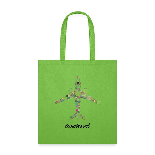 Time To Travel - Tote Bag