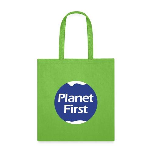 PlanetFirst2 - Tote Bag