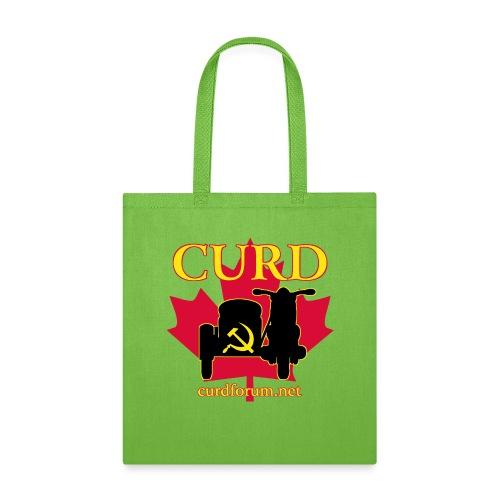 CURD curdforum - Tote Bag