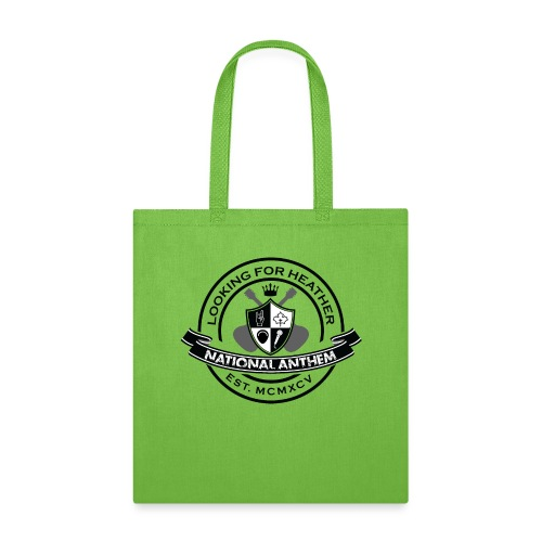 Looking For Heather - National Anthem Crest - Tote Bag