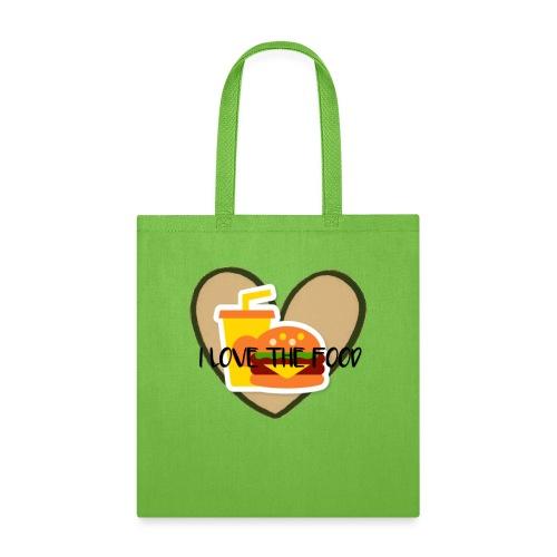 Food - Tote Bag