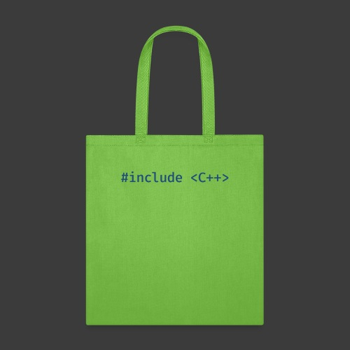 Blue Include Logo - Tote Bag