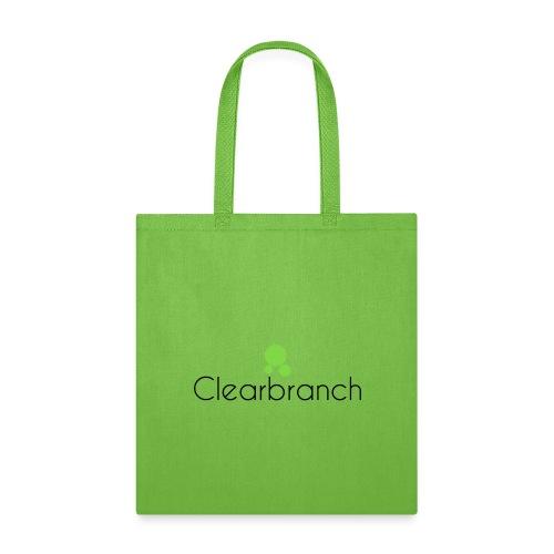 Clearbranch Full Logo - Tote Bag