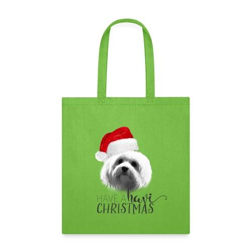 Have A Havi Christmas! - Tote Bag