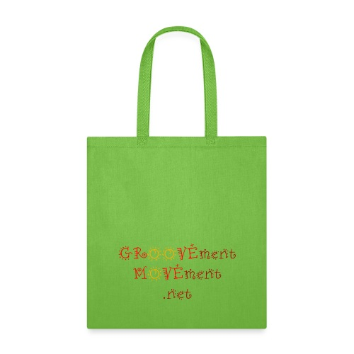 GROOVEment MOVEment 1 - Tote Bag