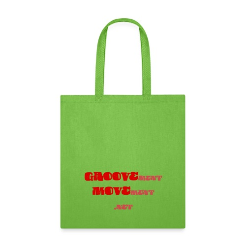 GROOVEment MOVEment 2 - Tote Bag