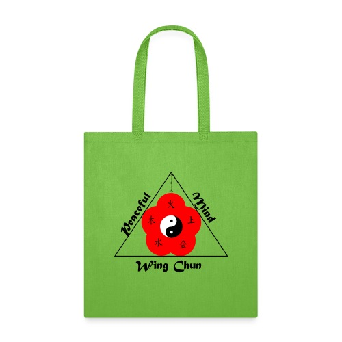 Peaceful Mind Vector - Tote Bag