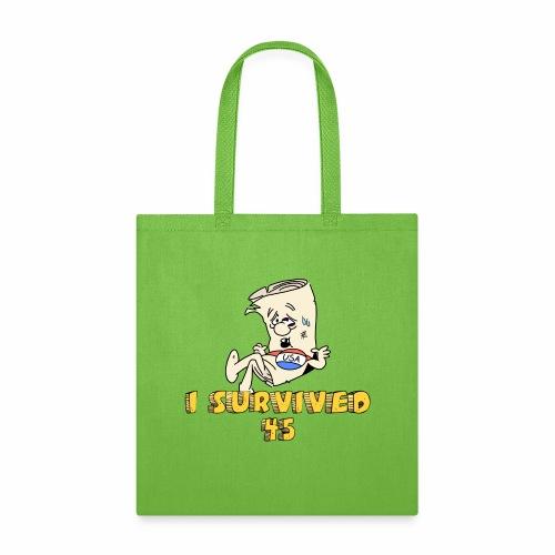 I Survived 45 - Tote Bag