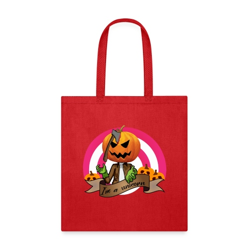 I'm A Unicorn Halloween - Tote Bag