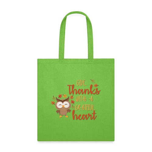 Give Thanks - Tote Bag