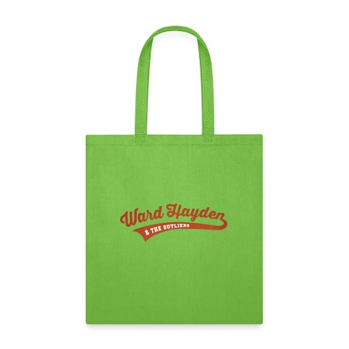 Ward Hayden Outliers Logo no background - Tote Bag